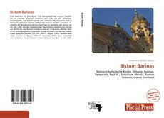 Bistum Barinas kitap kapağı