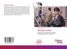 Bookcover of Romeo x Juliet