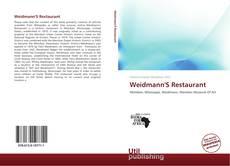 Bookcover of Weidmann'S Restaurant