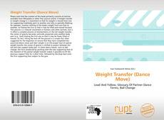 Bookcover of Weight Transfer (Dance Move)