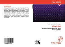 Bookcover of Weighting
