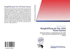Capa do livro de Weightlifting At The 1974 Asian Games