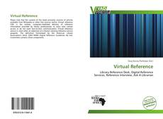 Buchcover von Virtual Reference