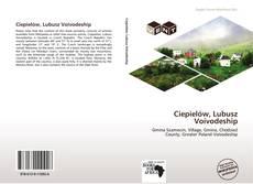 Ciepielów, Lubusz Voivodeship的封面