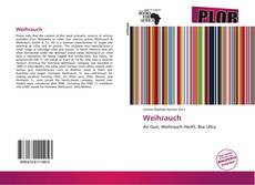 Copertina di Weihrauch