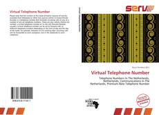 Buchcover von Virtual Telephone Number