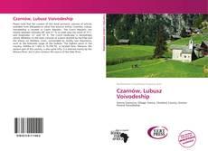 Czarnów, Lubusz Voivodeship的封面