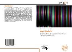 Capa do livro de Weil Mclain