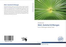 Couverture de Weil, Gotshal & Manges