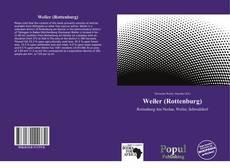 Buchcover von Weiler (Rottenburg)