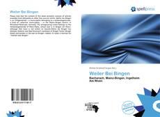 Bookcover of Weiler Bei Bingen