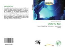 Bookcover of Weiler-La-Tour