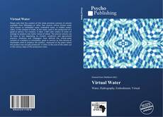 Bookcover of Virtual Water