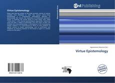 Bookcover of Virtue Epistemology