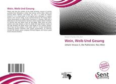 Buchcover von Wein, Weib Und Gesang
