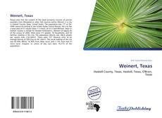 Bookcover of Weinert, Texas