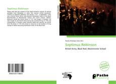 Septimus Robinson kitap kapağı