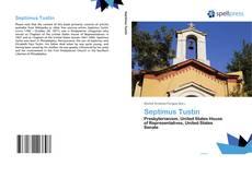 Septimus Tustin kitap kapağı