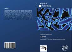 Bookcover of Septin
