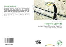 Capa do livro de Telluride, Colorado