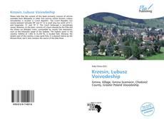 Buchcover von Krzesin, Lubusz Voivodeship