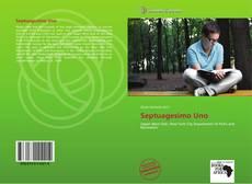 Borítókép a  Septuagesimo Uno - hoz