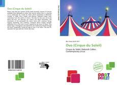 Portada del libro de Ovo (Cirque du Soleil)