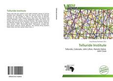 Capa do livro de Telluride Institute