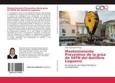 Bookcover of Mantenimiento Preventivo de la grúa de 50TN del Astillero Luguensi