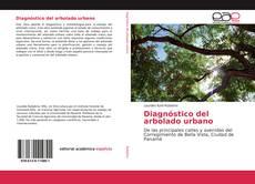 Capa do livro de Diagnóstico del arbolado urbano