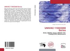 Bookcover of UNIVAC 1100/2200 Series