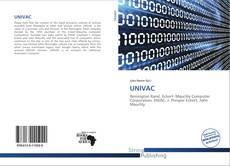 Bookcover of UNIVAC