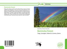 Bookcover of Romincka Forest