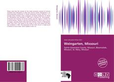 Bookcover of Weingarten, Missouri