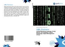 Couverture de UML Partners