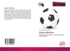 Bookcover of Owain Warlow