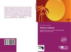 Portada del libro de Owana Salazar