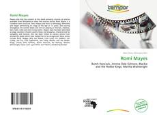Bookcover of Romi Mayes