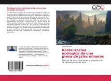 Portada del libro de Restauracion ecologica de una presa de jales mineros