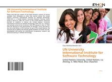 Capa do livro de UN University International Institute for Software Technology