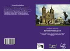 Bookcover of Bistum Birmingham