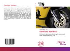 Bookcover of Romford Bombers