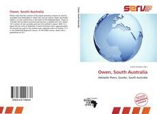 Bookcover of Owen, South Australia