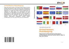 Bookcover of United Nations Peacekeeping
