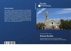 Capa do livro de Bistum Bonfim