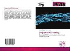 Bookcover of Sequence Clustering