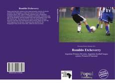 Portada del libro de Romildo Etcheverry