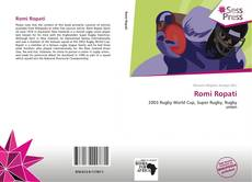 Bookcover of Romi Ropati
