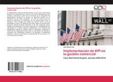 Portada del libro de Implementación de KPI en la gestión comercial