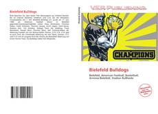 Bookcover of Bielefeld Bulldogs